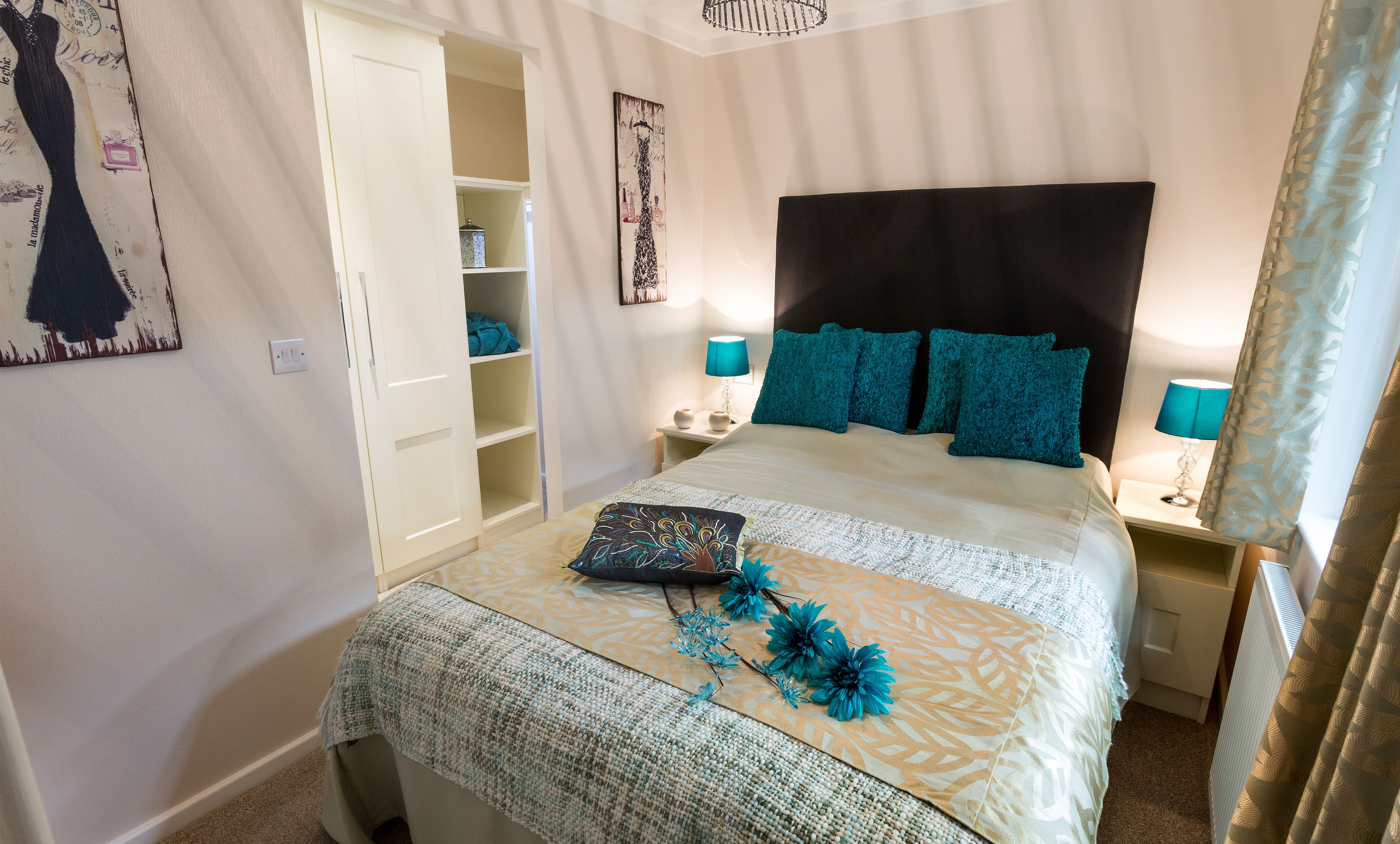The Hayden Classic Single Bedroom