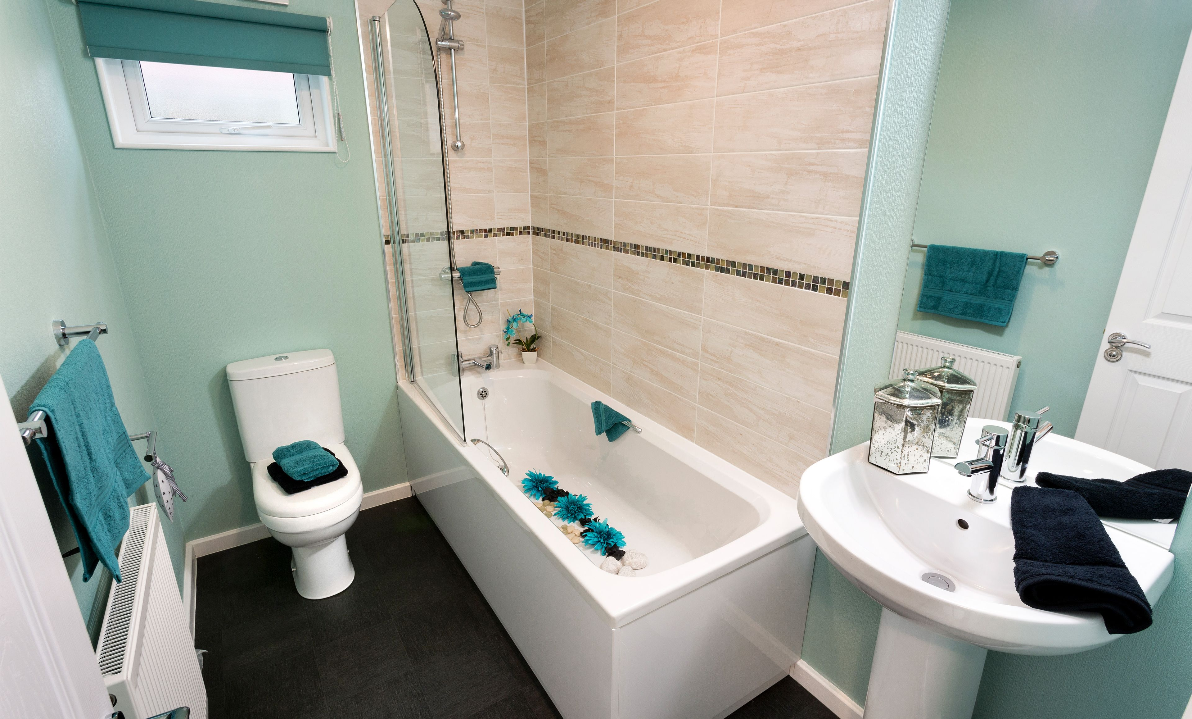 The Hayden Classic Single Bathroom