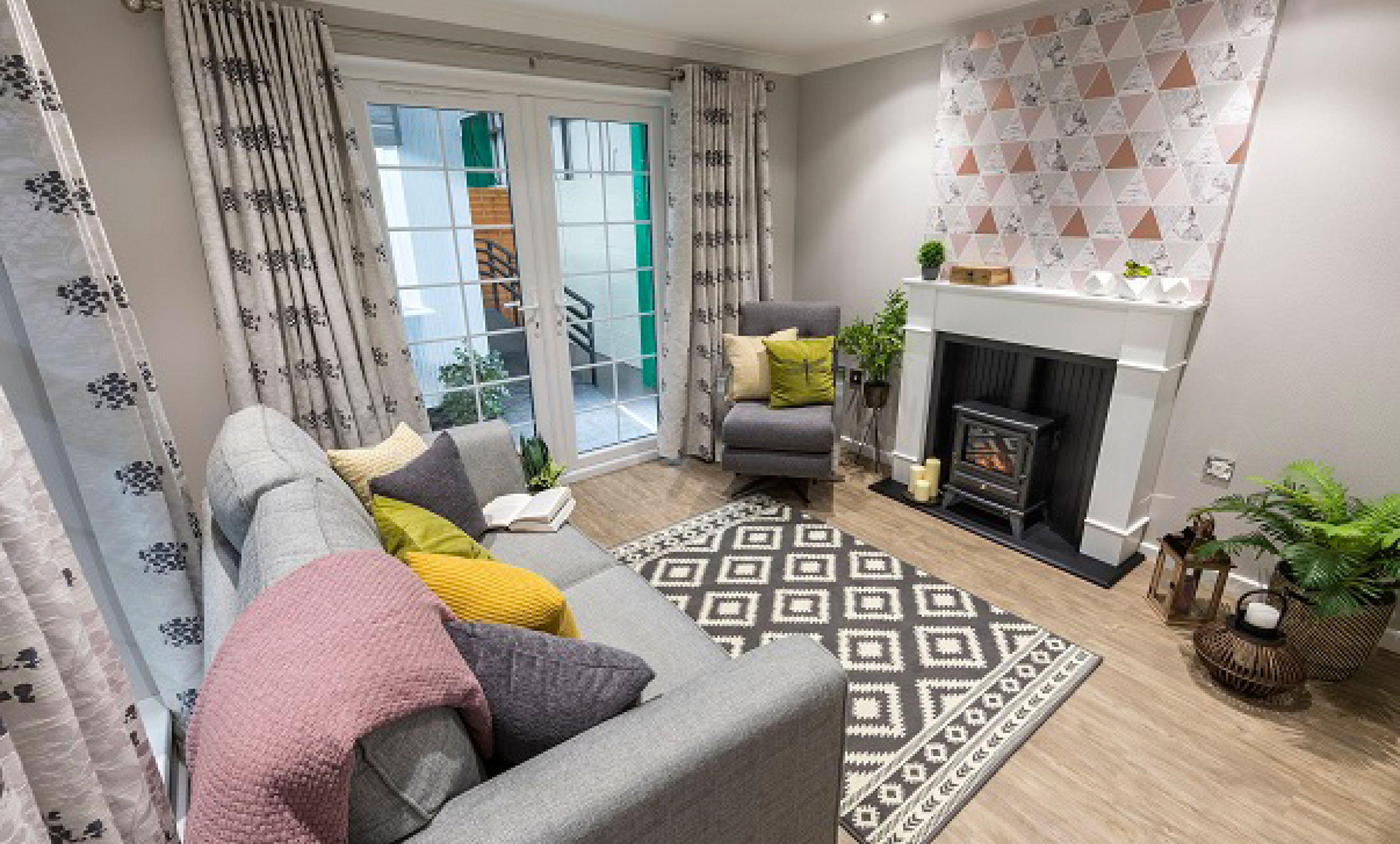 The Kensington - Single Lounge