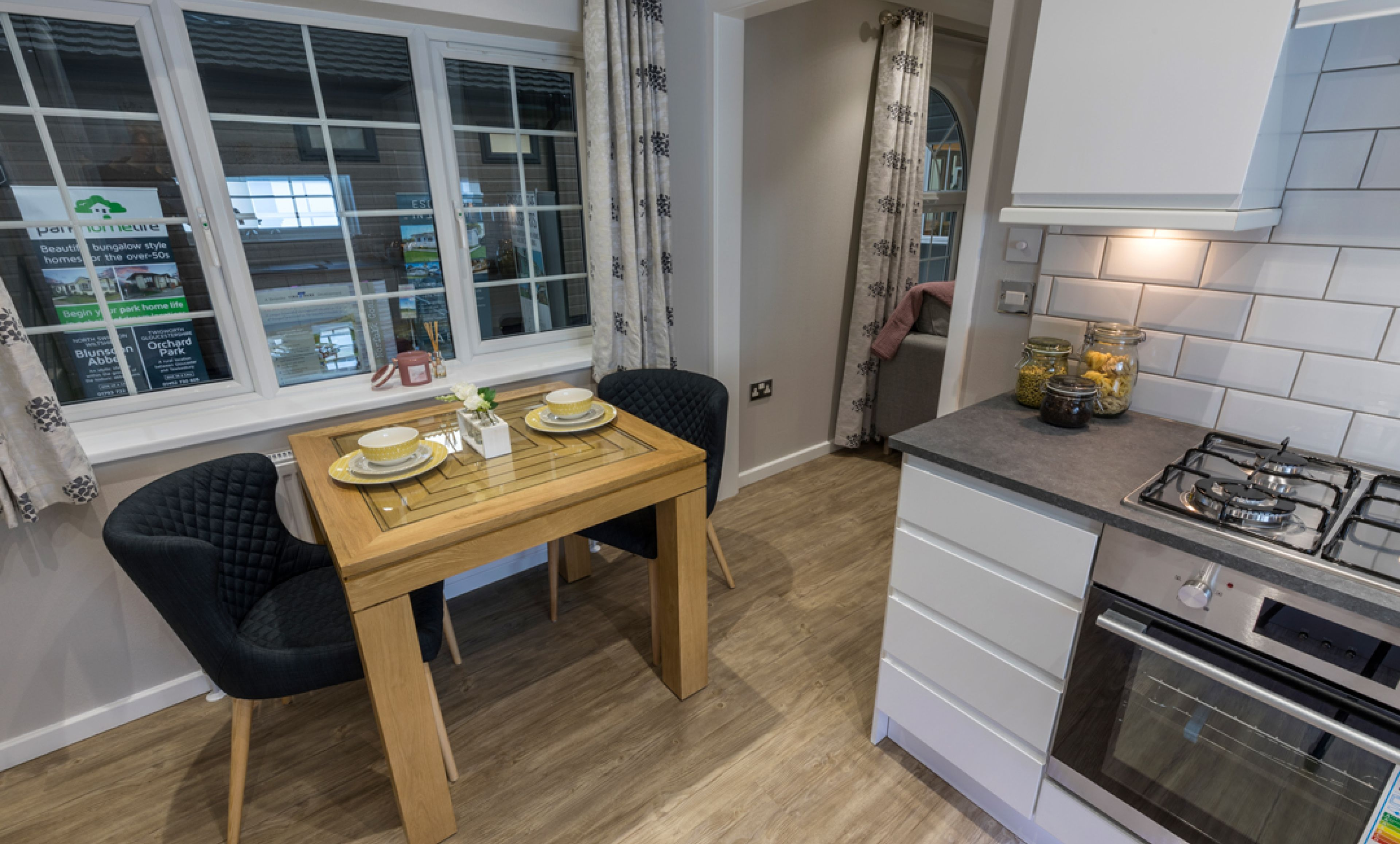 The Kensington - Single Kitchen