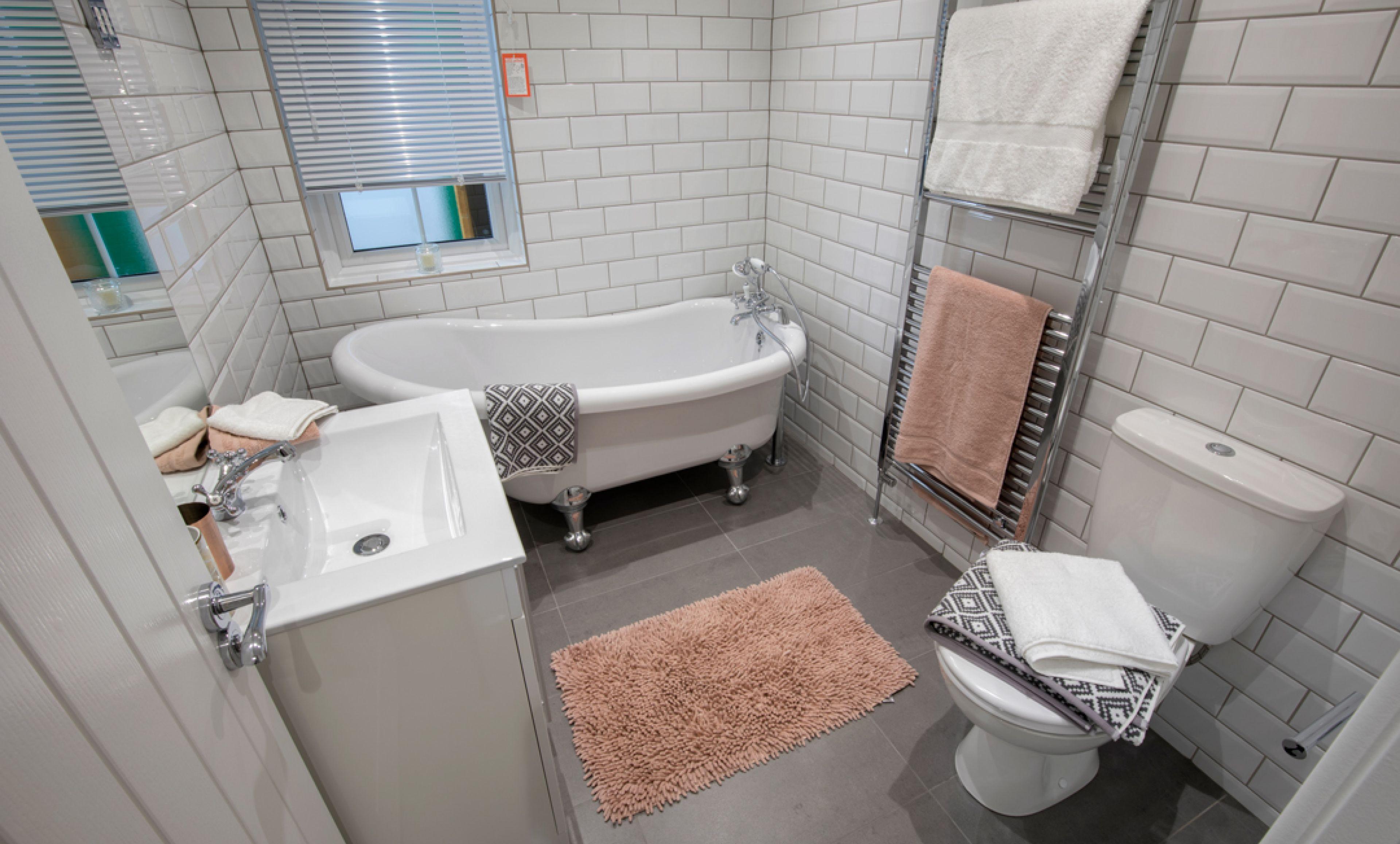 The Kensington - Single Bathroom
