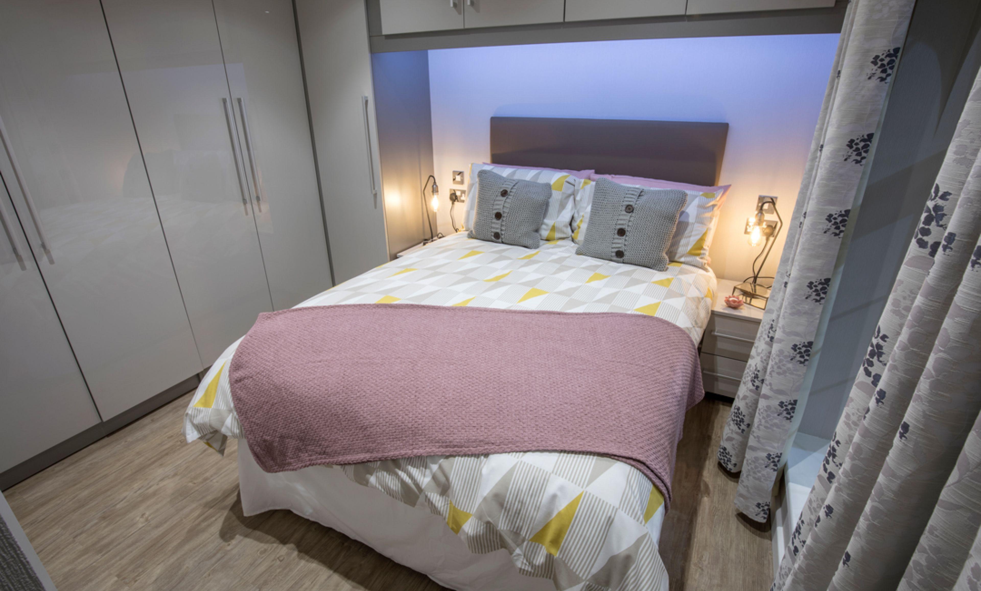 The Kensington - Single Bedroom