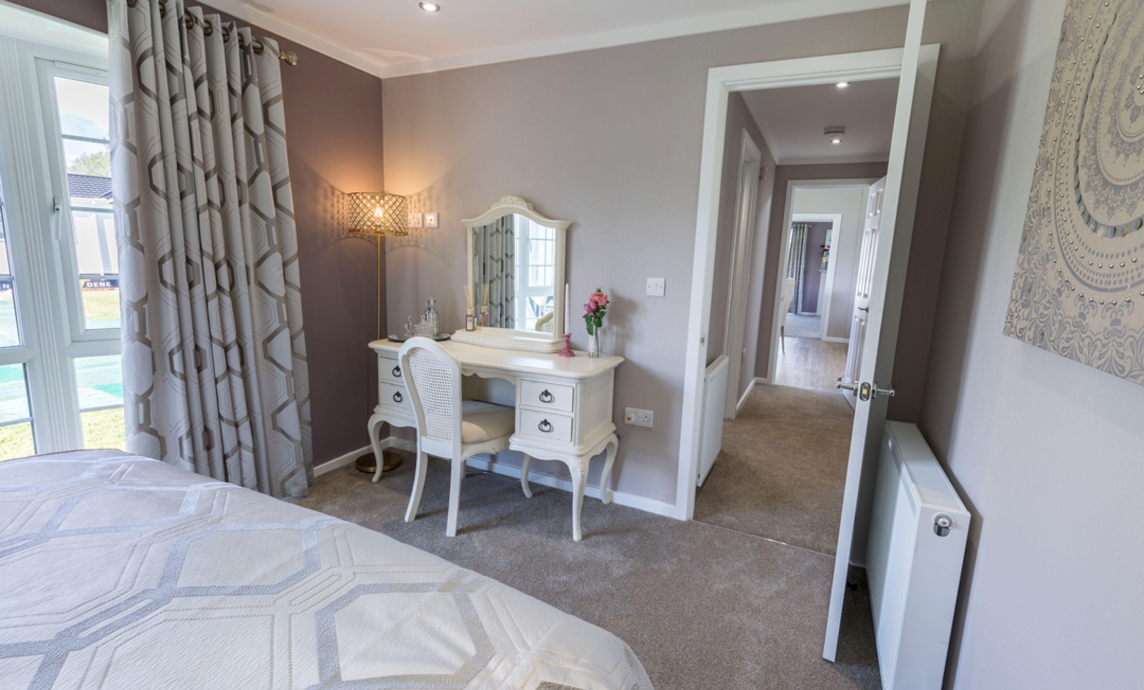 The Regency Classic bedroom