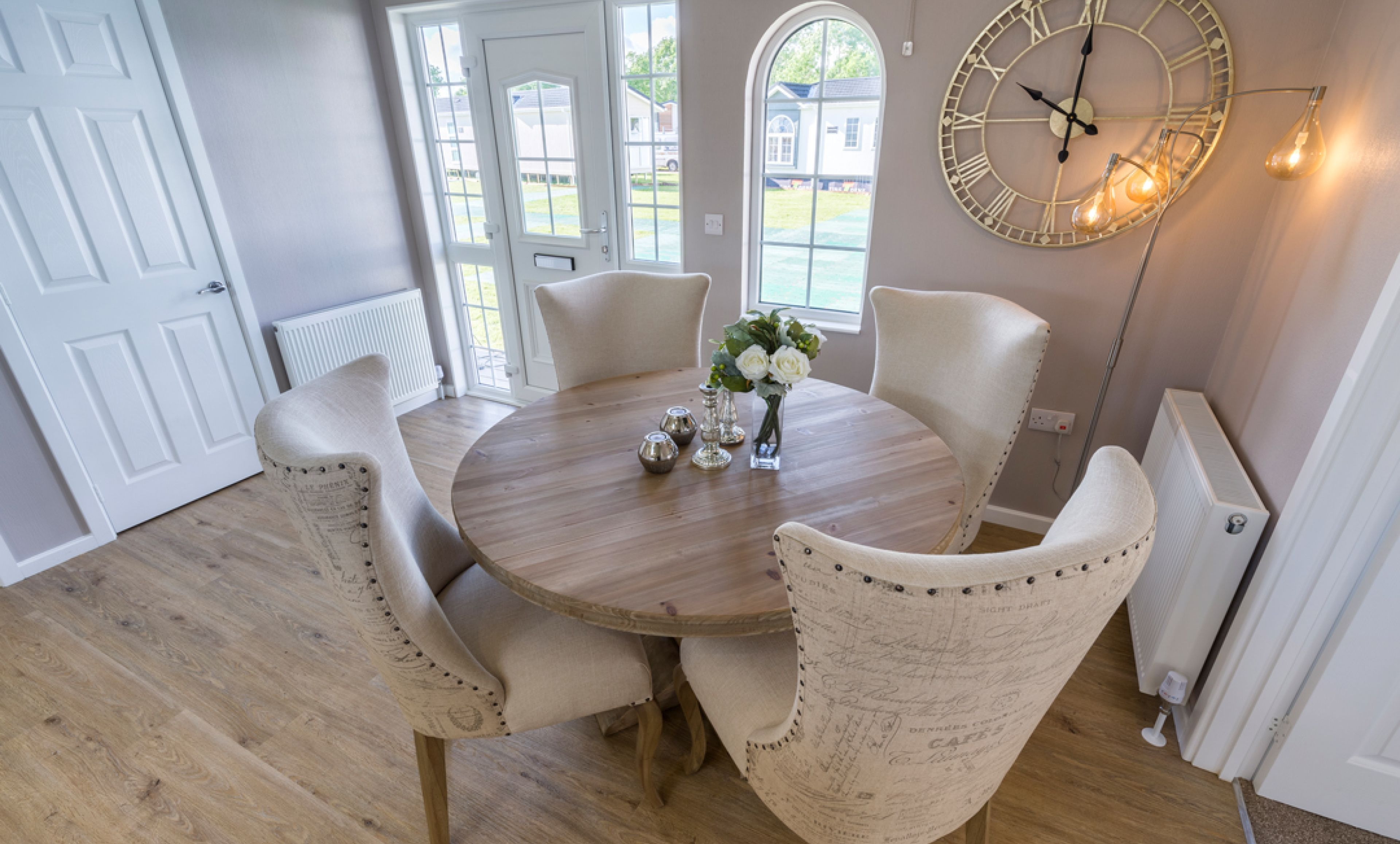 The Regency Classic dining room