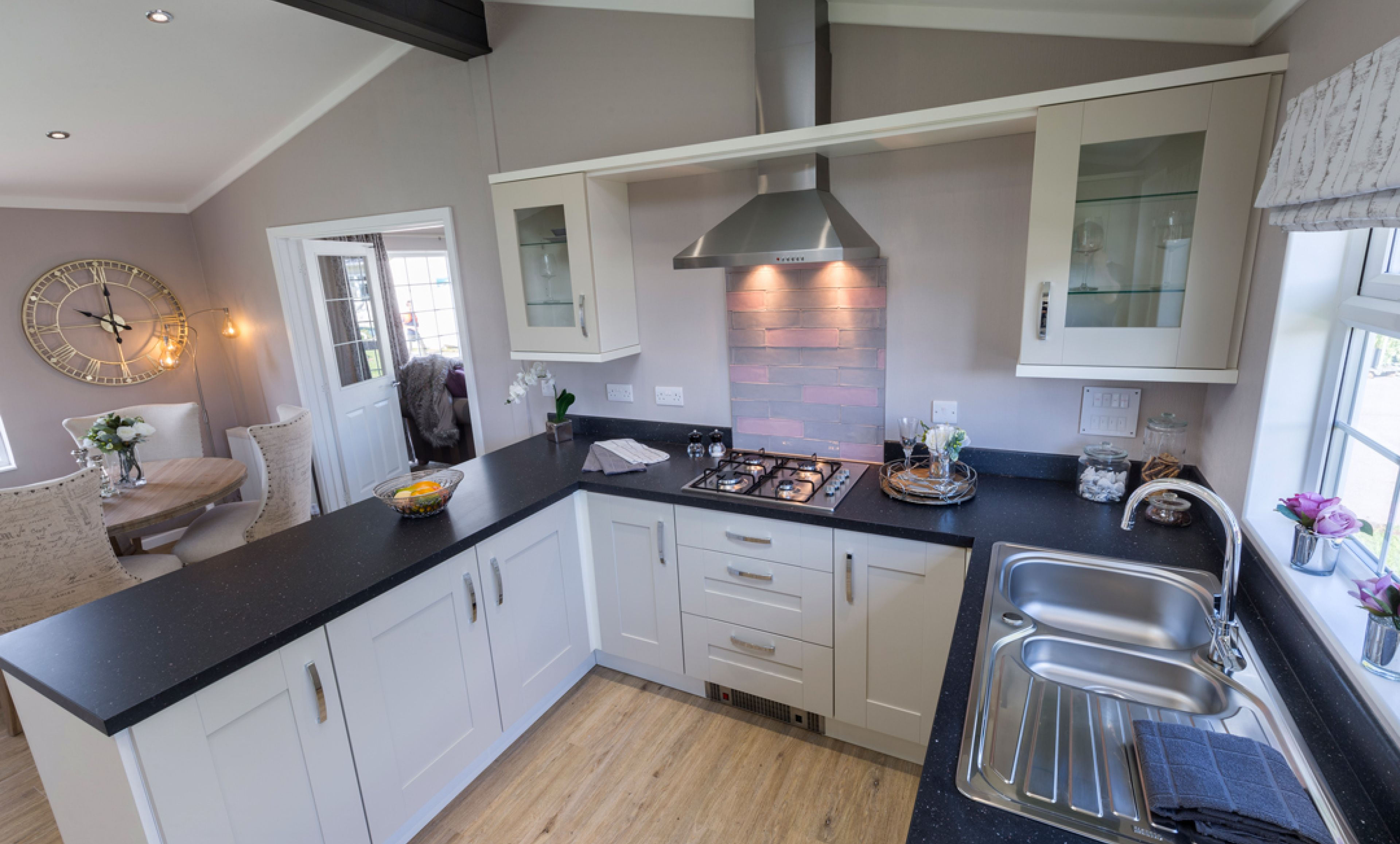 The Regency Classic kitchen