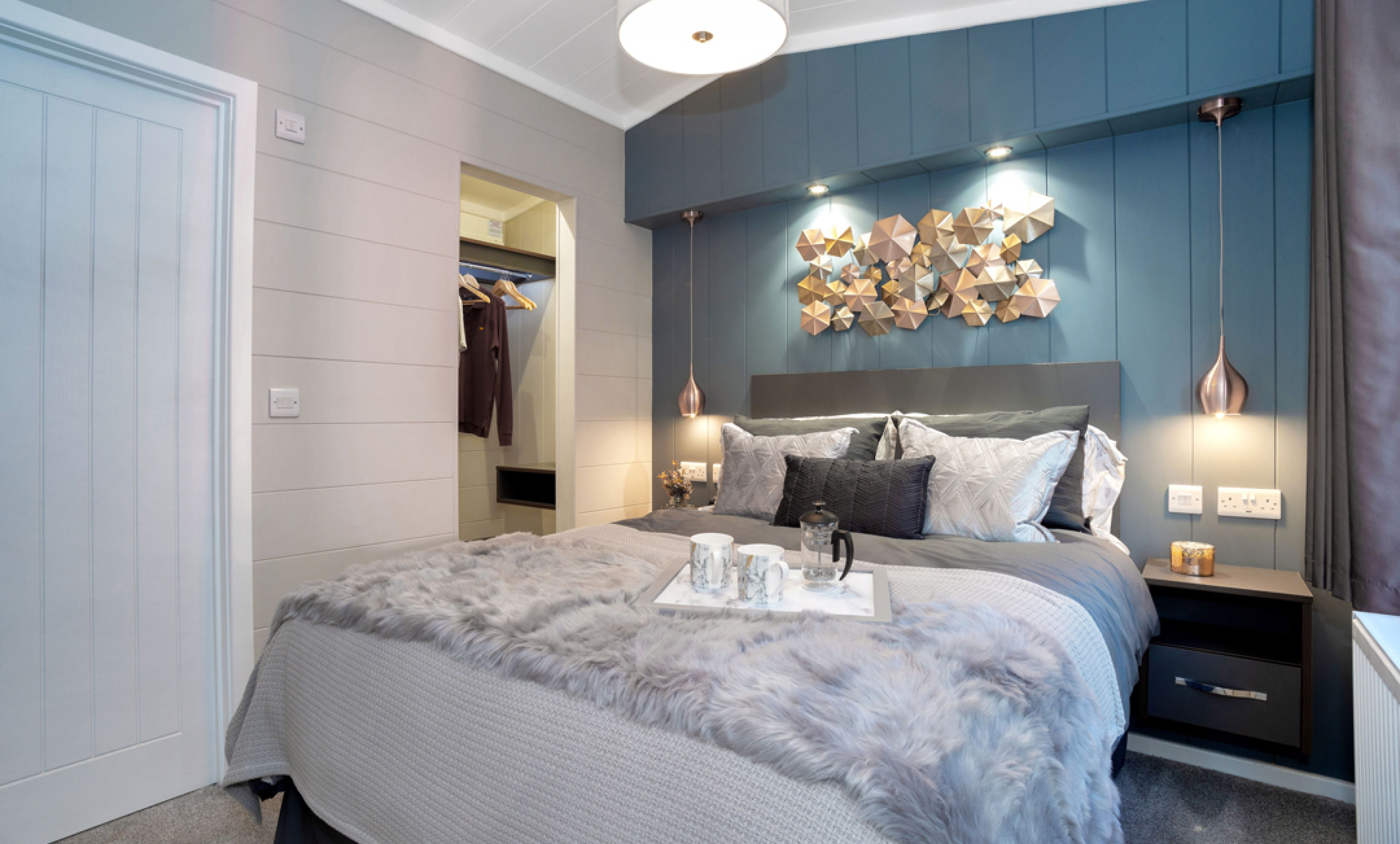 The Savannah - Bedroom