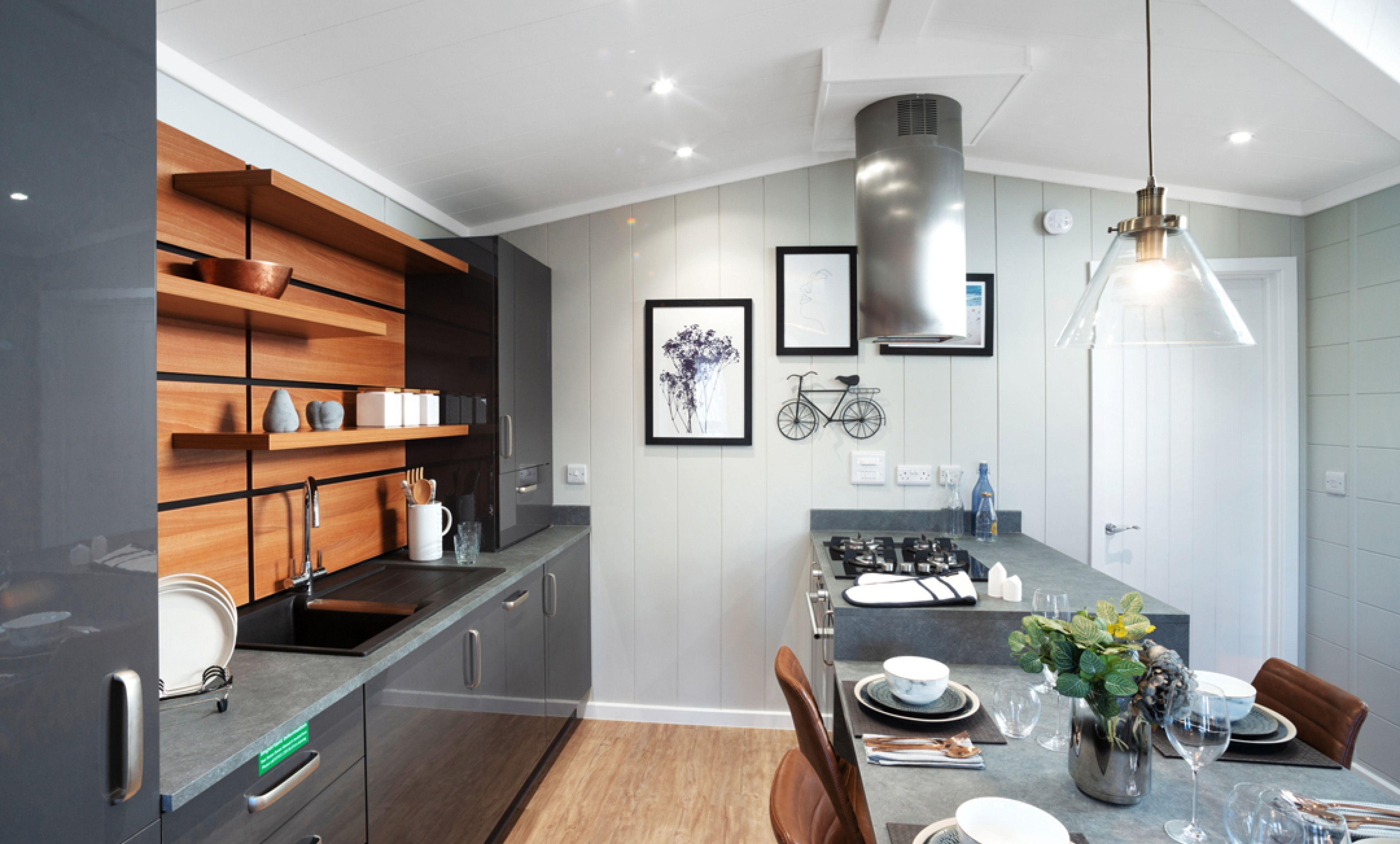 The Savannah - Kitchen
