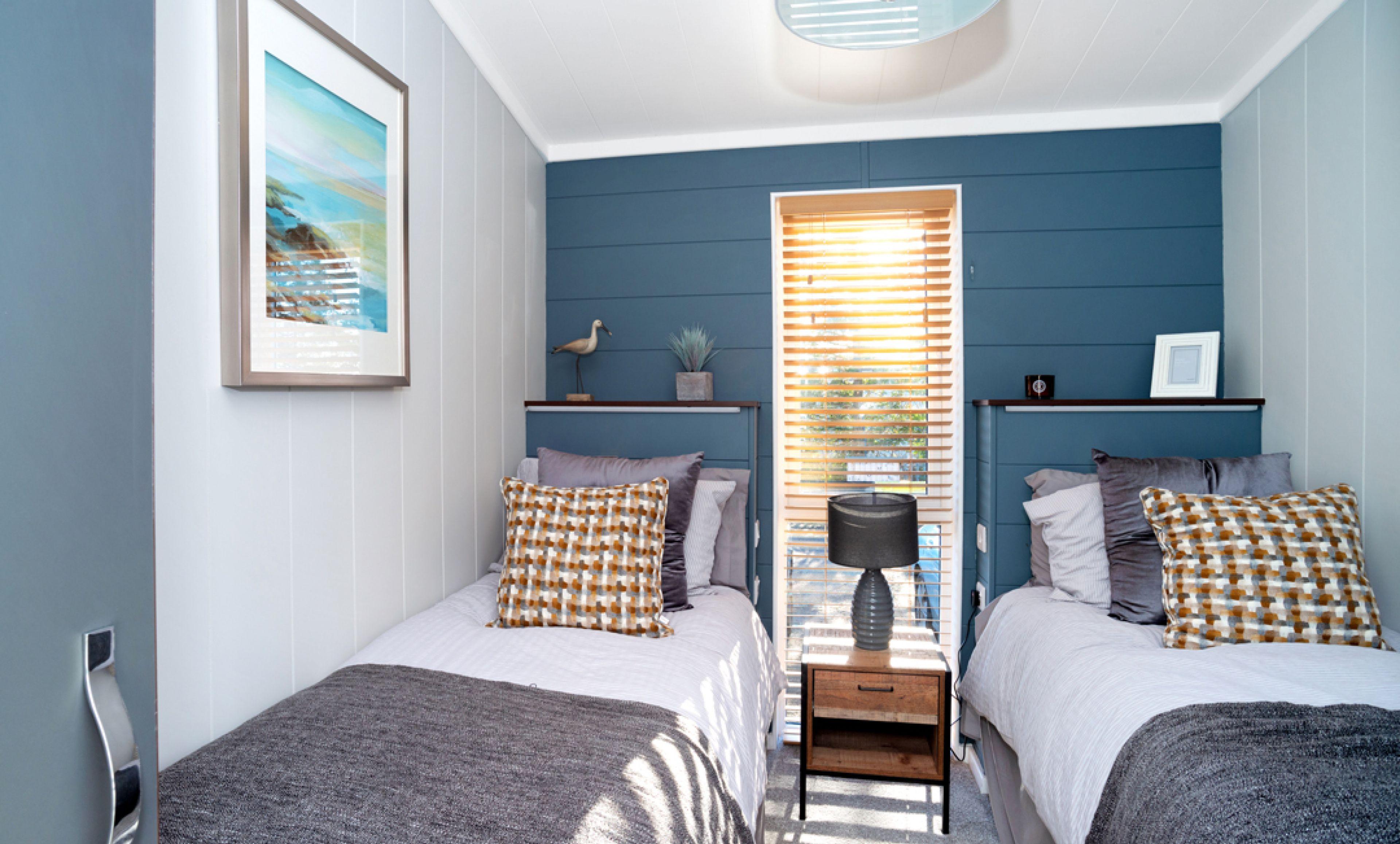 The Savannah - Twin Bedroom