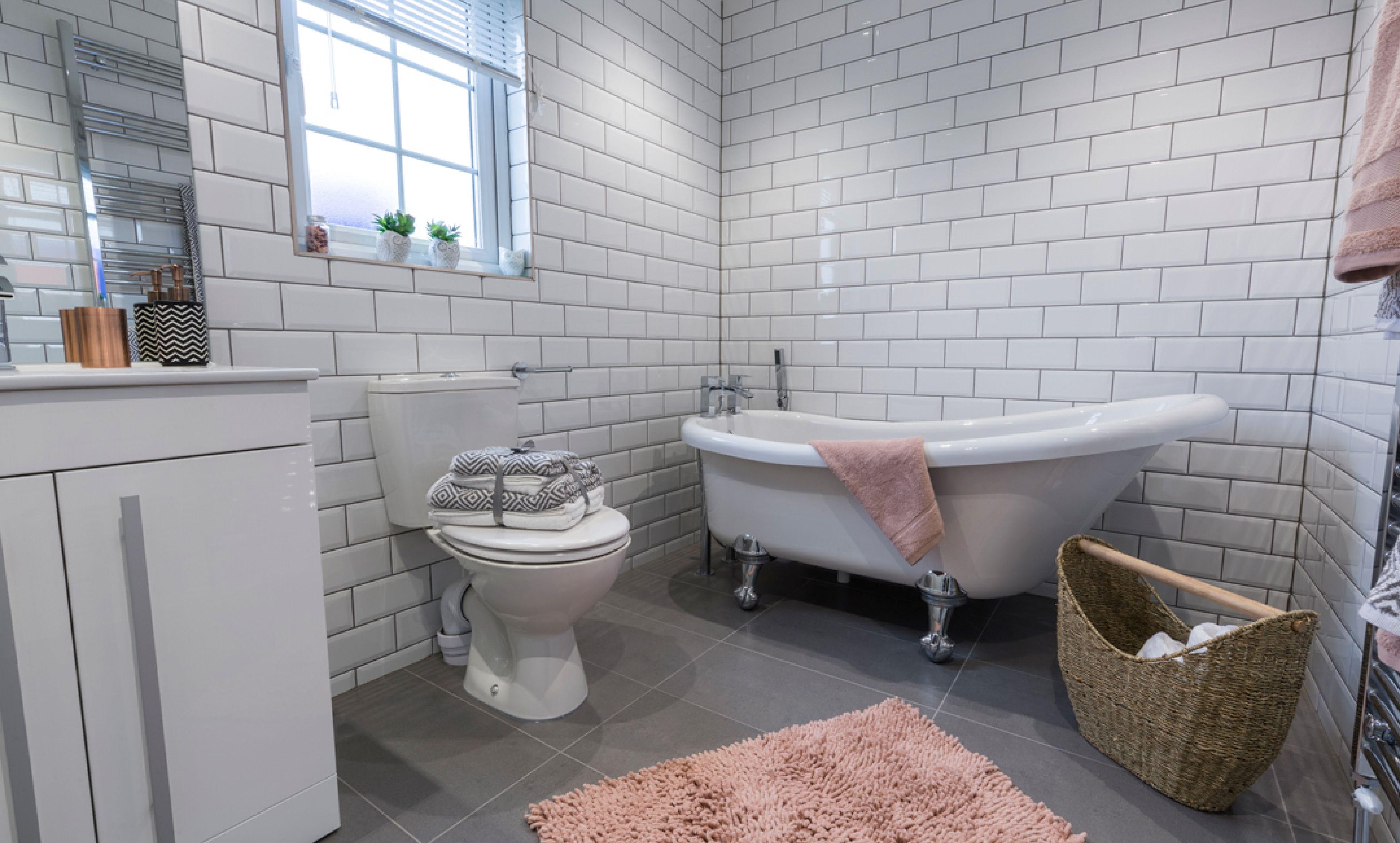 The Kensington bathroom