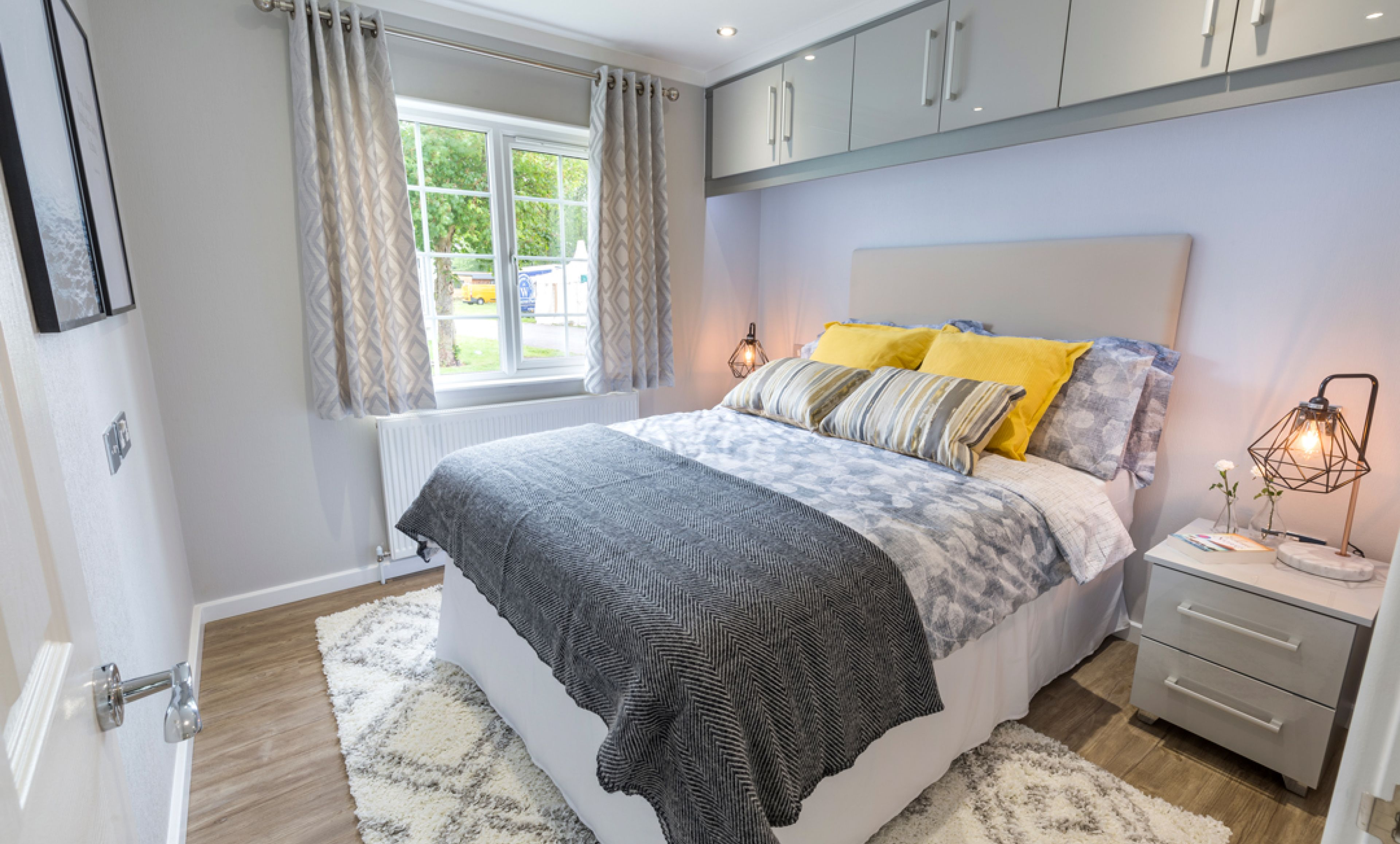 The Kensington bedroom