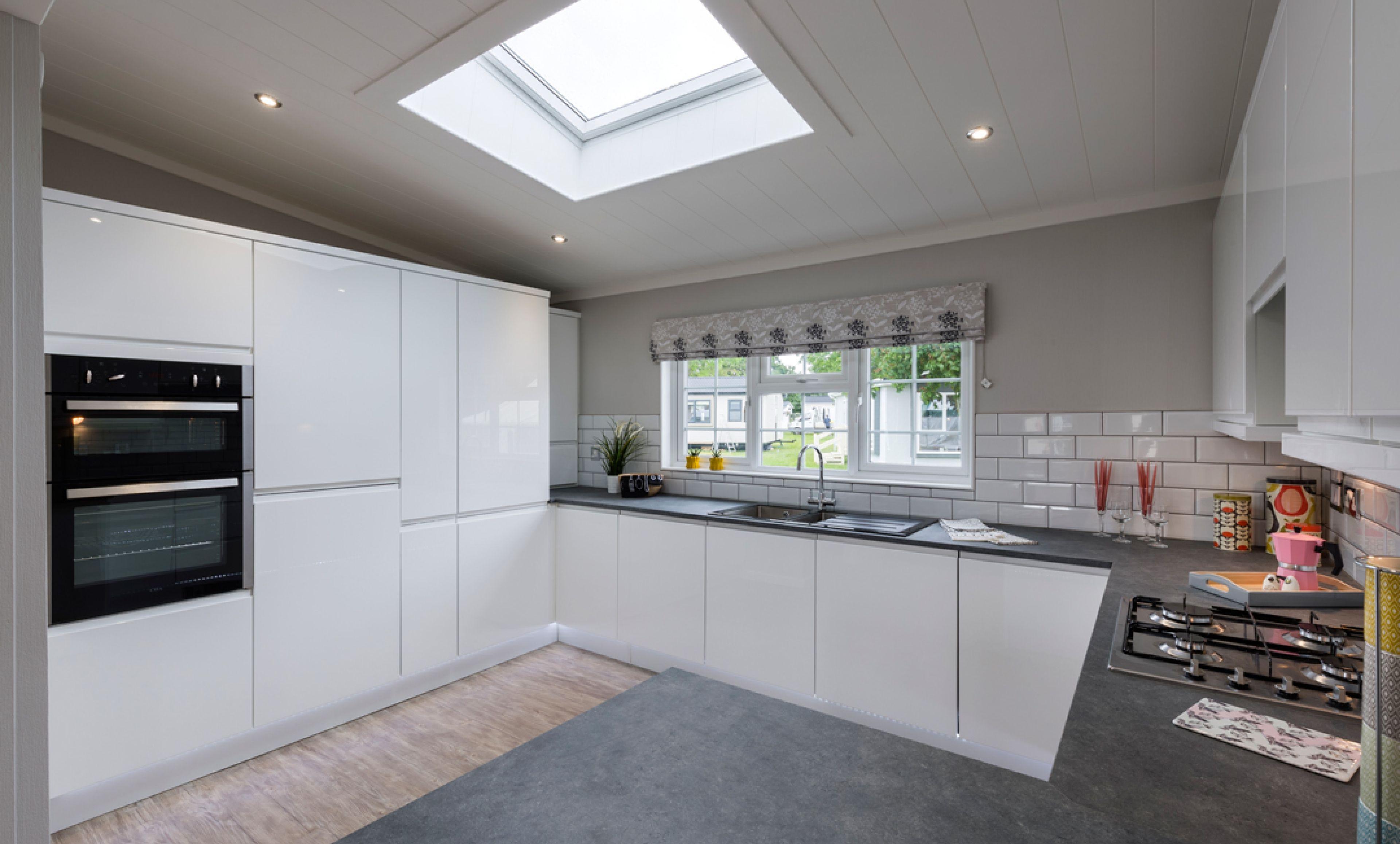 The Kensington kitchen