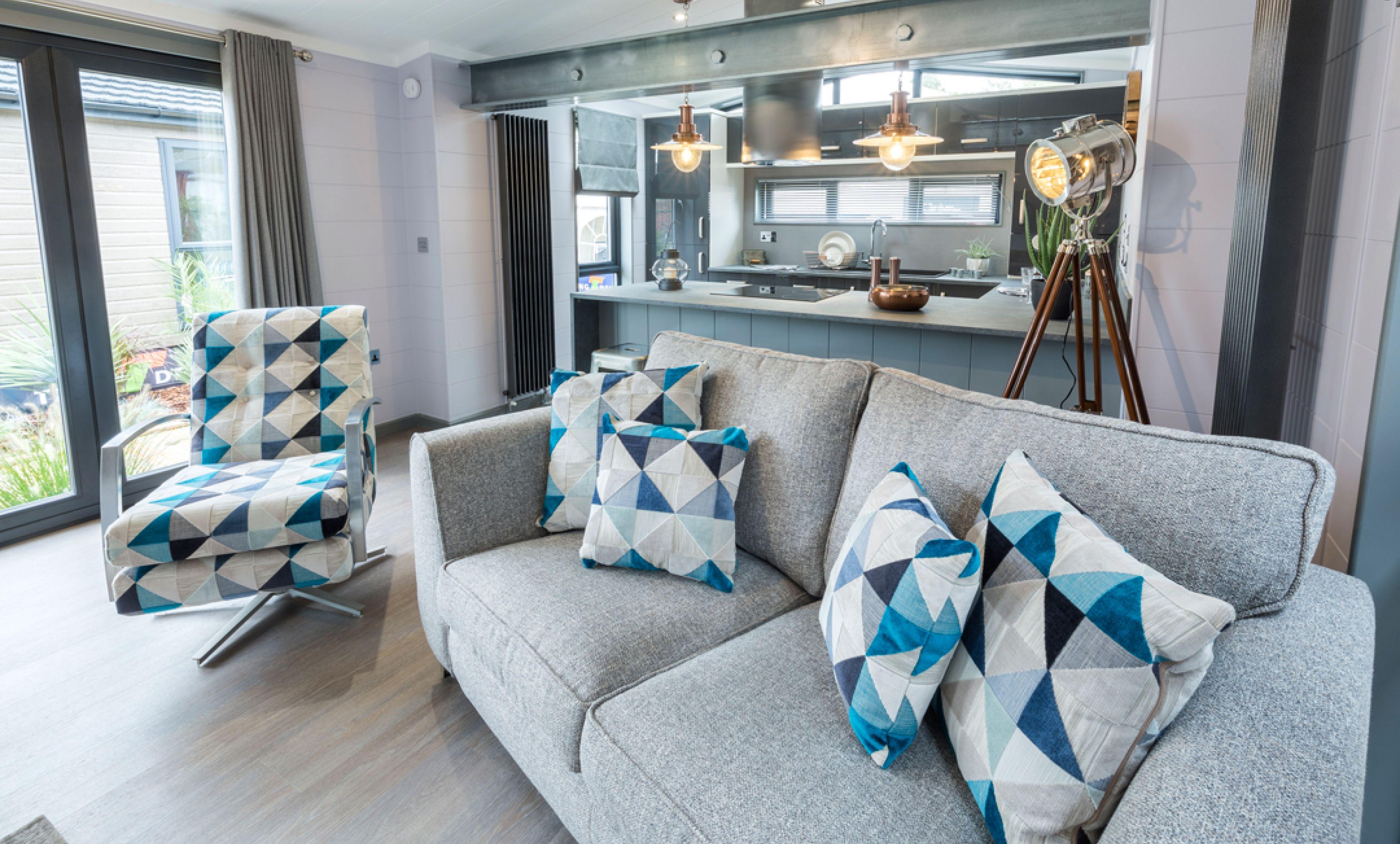 The Kudos lounge
