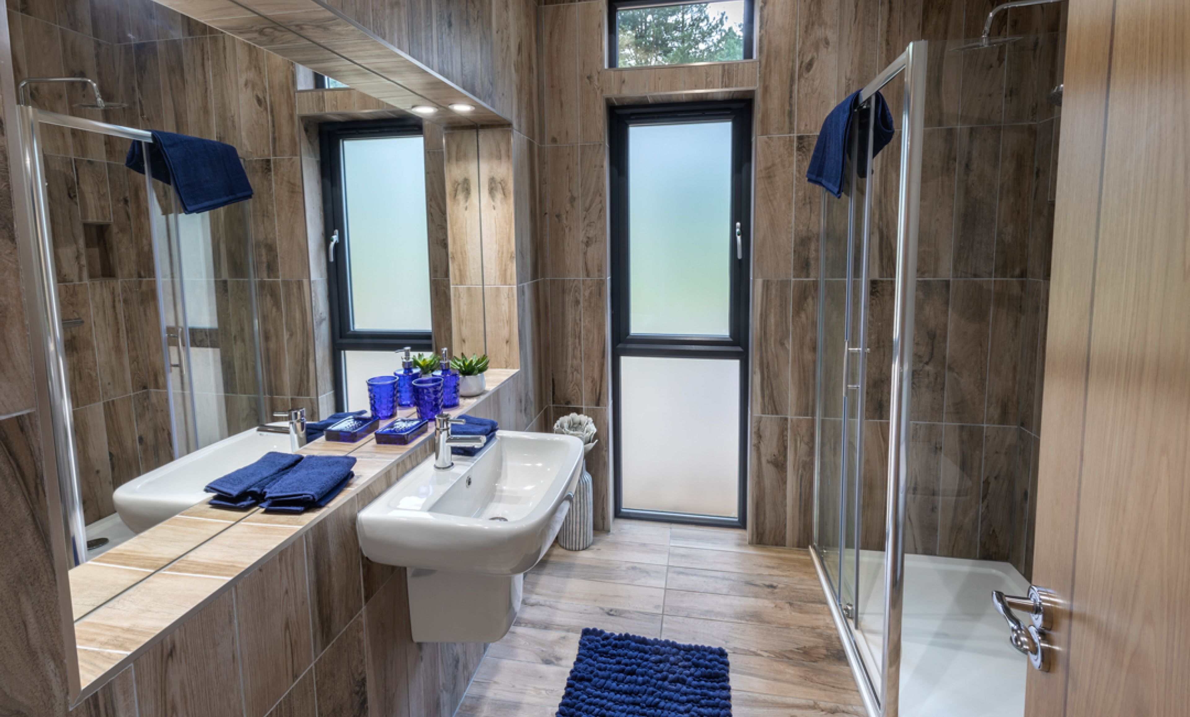 The Sherwood Bathroom