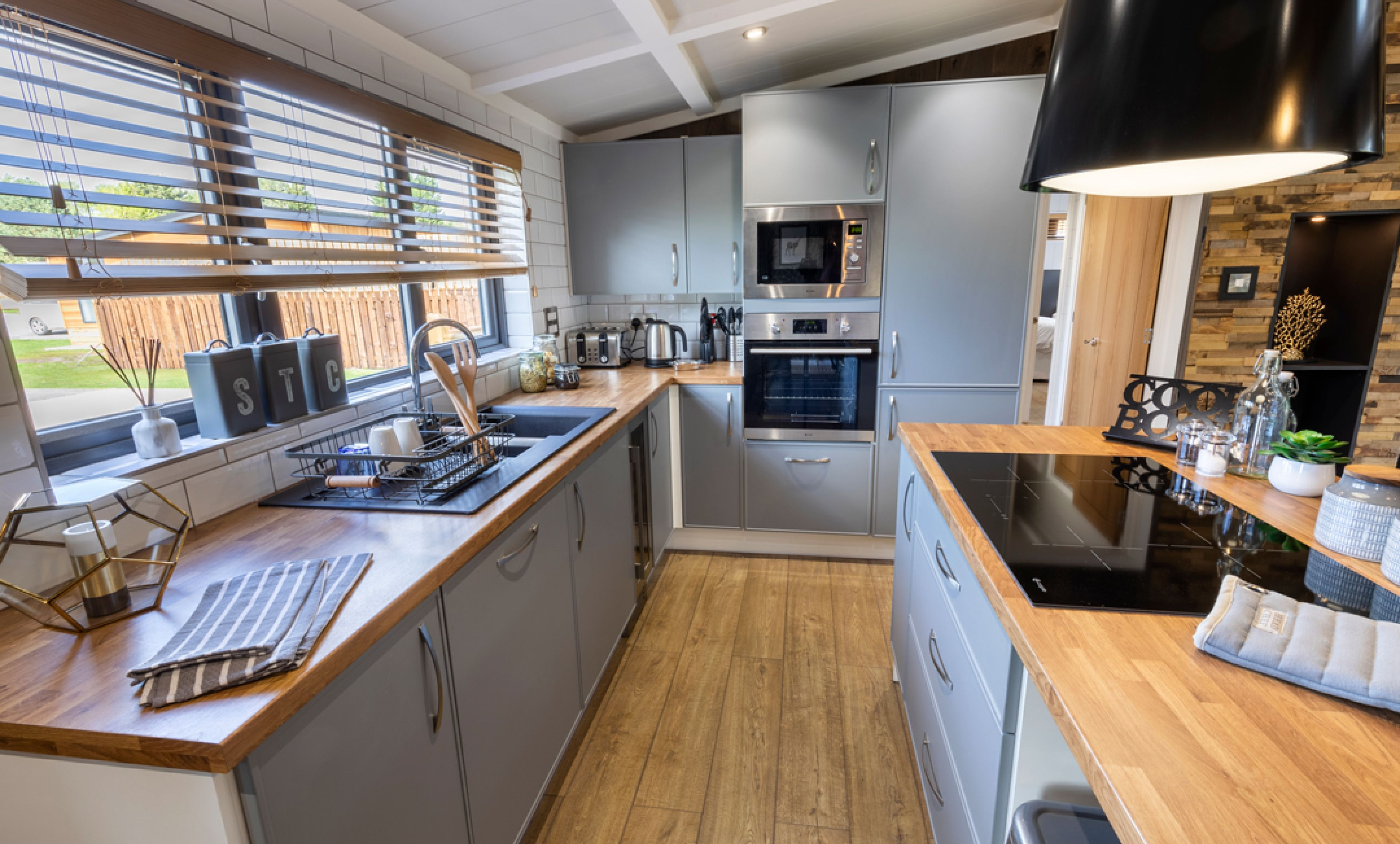 The Sherwood Kitchen