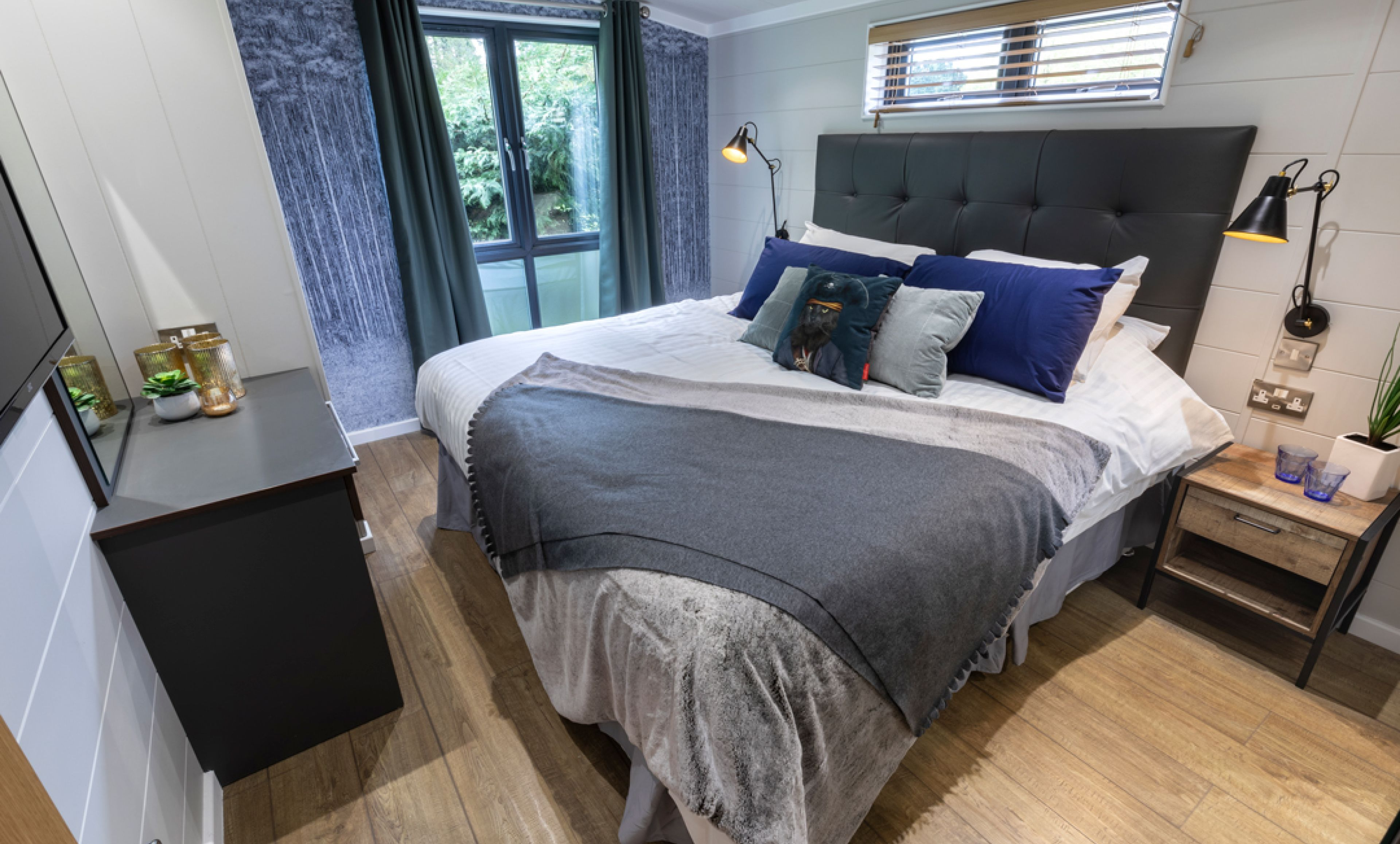 The Sherwood Bedroom