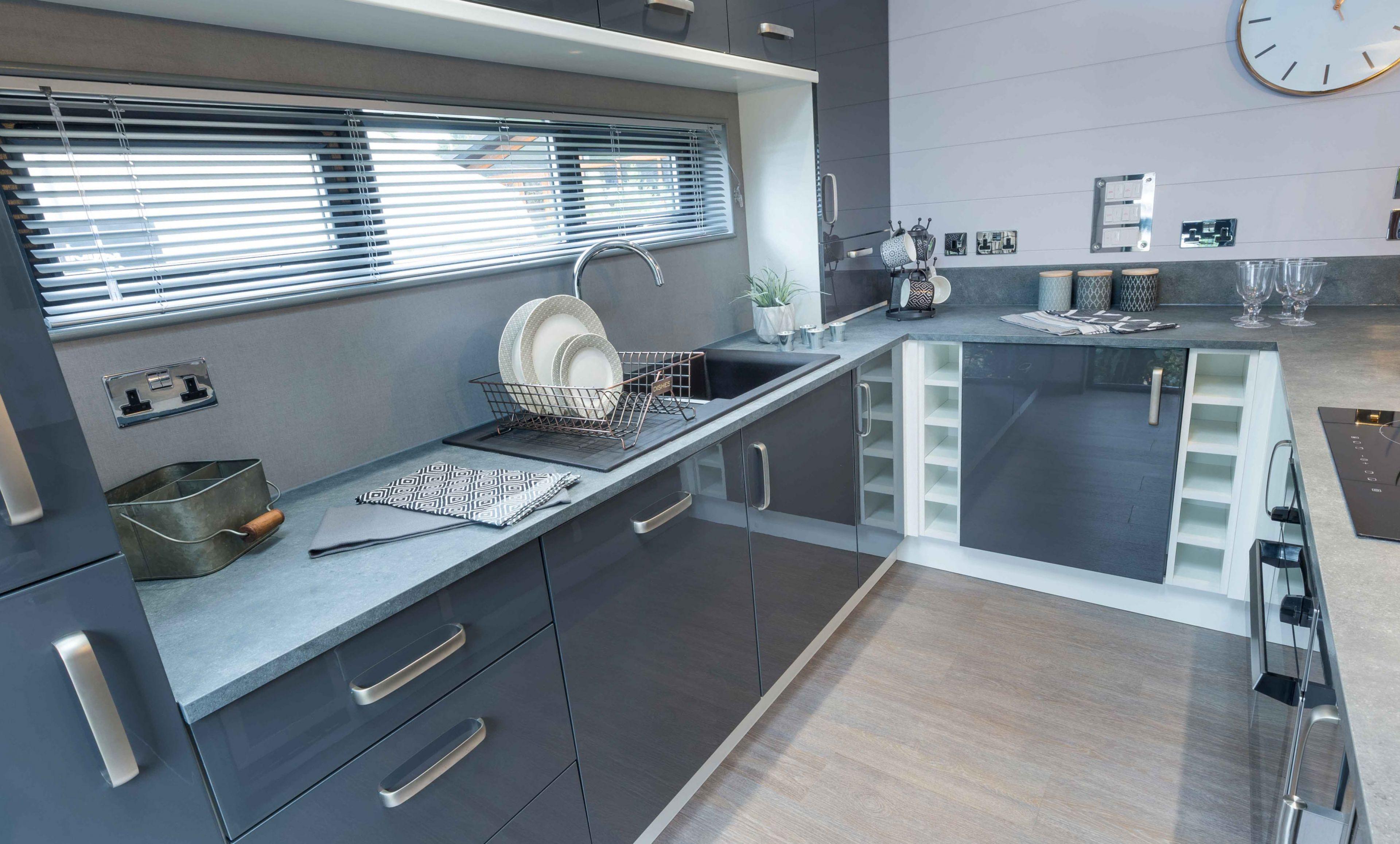 The Kudos kitchen