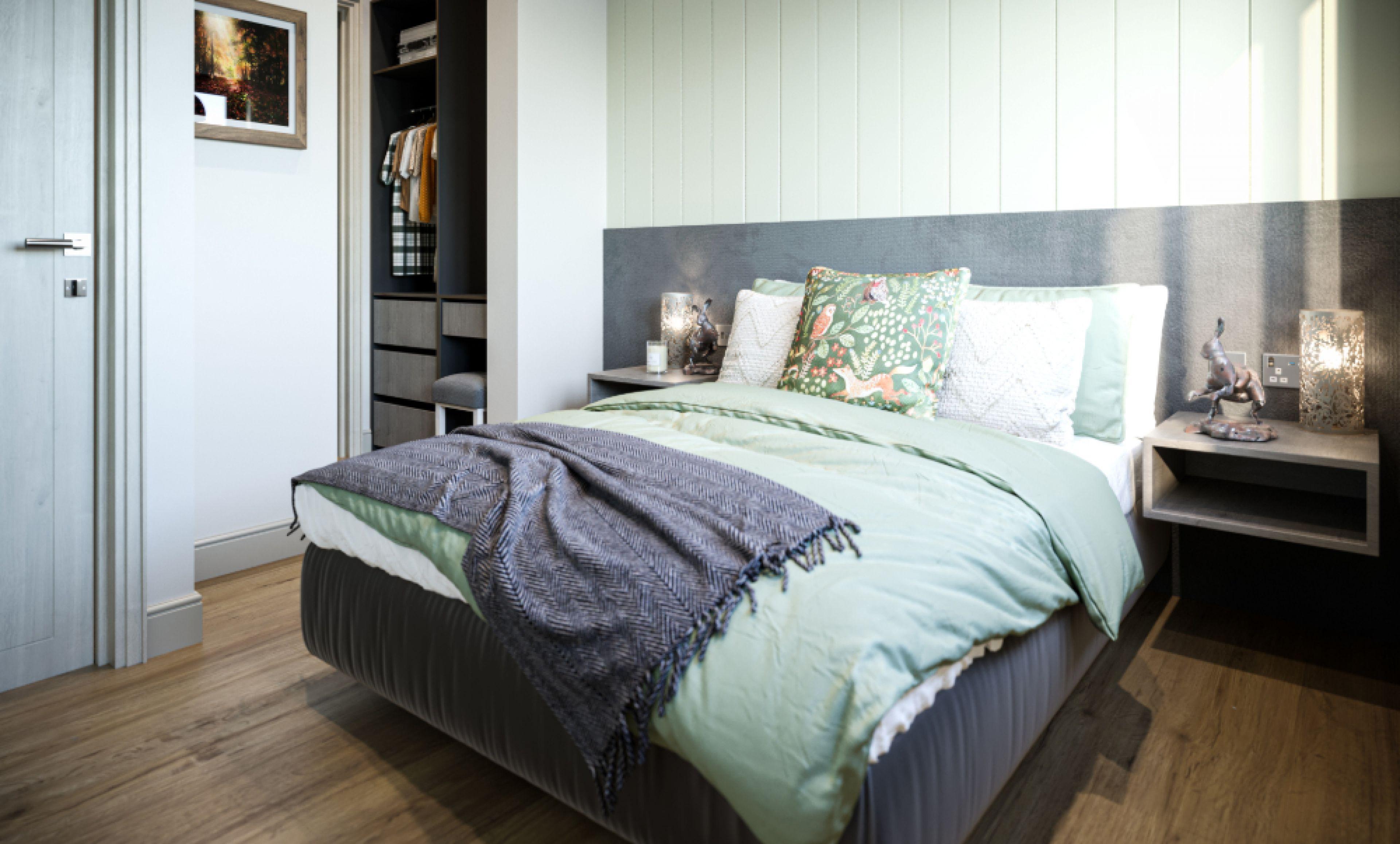 Brampton - The Bedroom