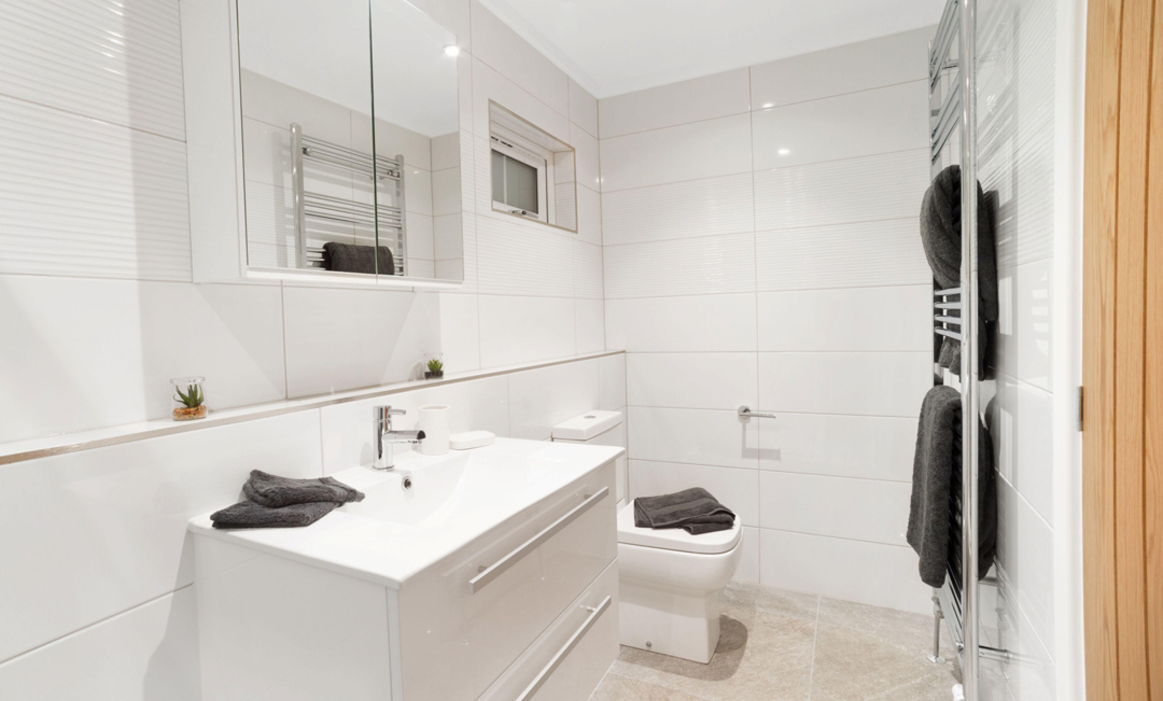 The Addington bathroom