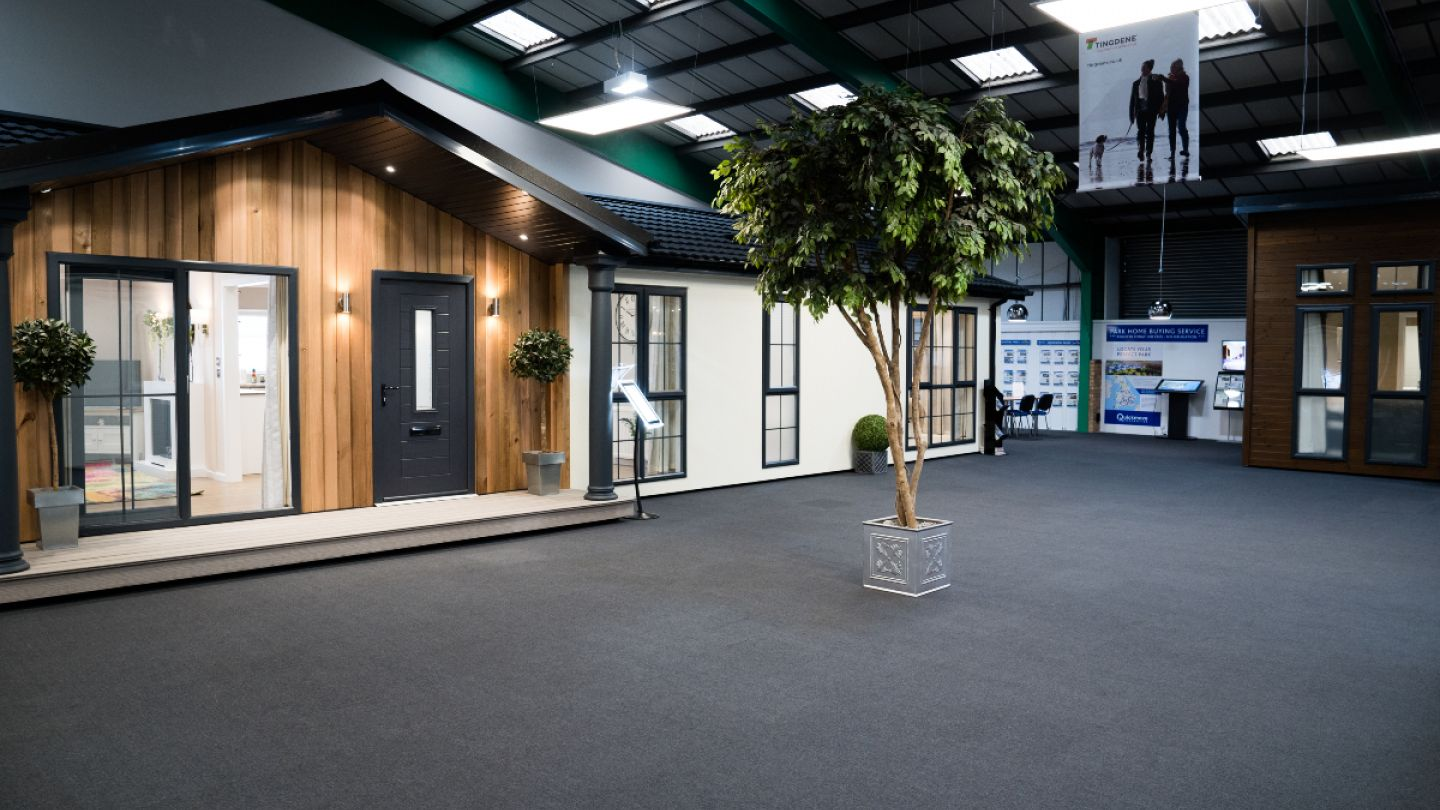 Tingdene Park Homes & Holiday Lodges, mobile homes, park home manufacturer, buy a park home, park homes for sale, book a showroom appointment