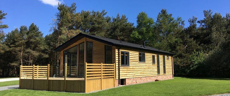 Ladycross Plantation Lodge and Caravan Park