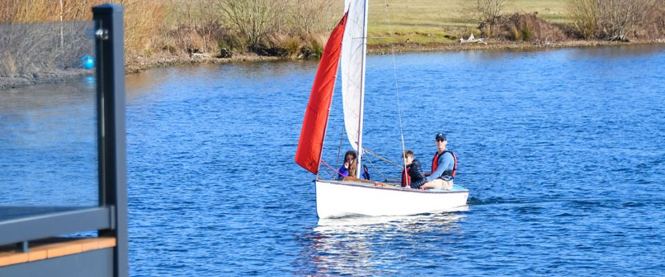 Delamere Lake Sailing & Holiday Park