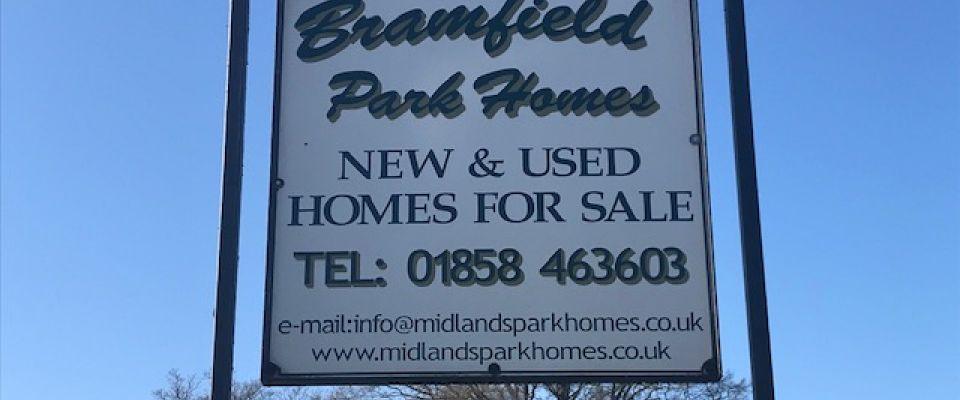 Bramfields Sign