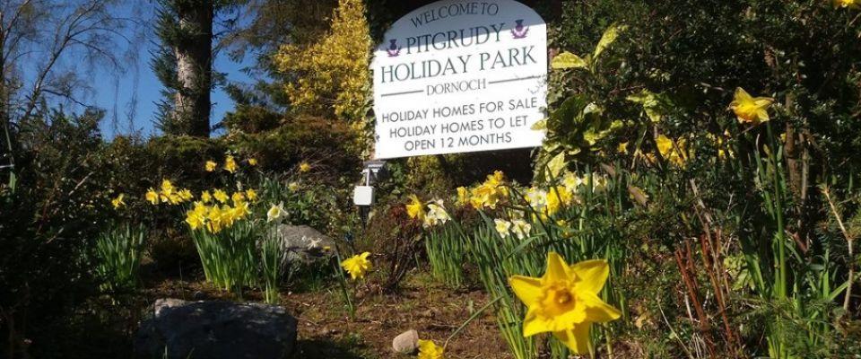 Pitgrudy Holiday Park