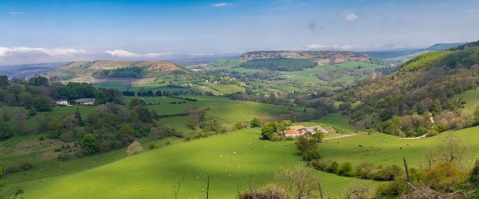 North York Moors National Park - 10 miles from park