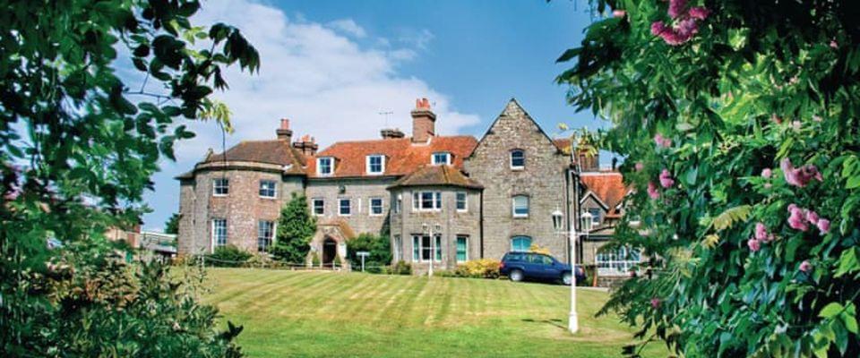 Crowhurst Park - Manor House