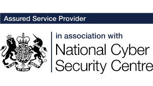 National Cyber Security Centre Assured Service Provider