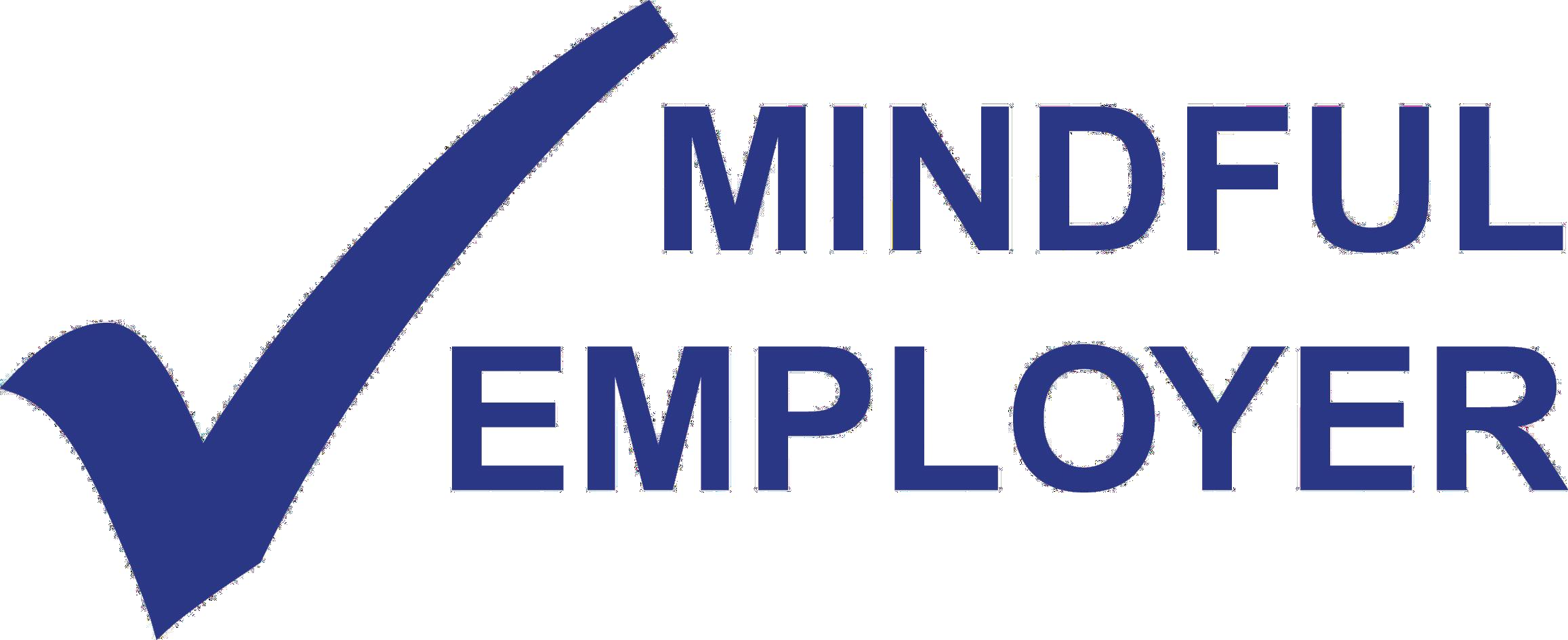 Mindful employer charter logo