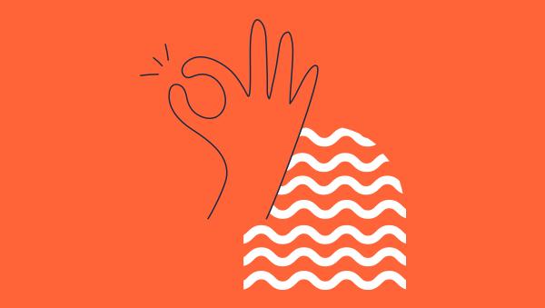 Case Study okay hand sign