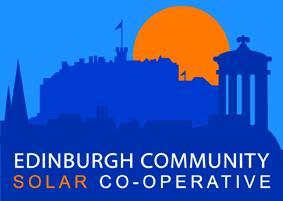 Edinburgh Community Solar logo