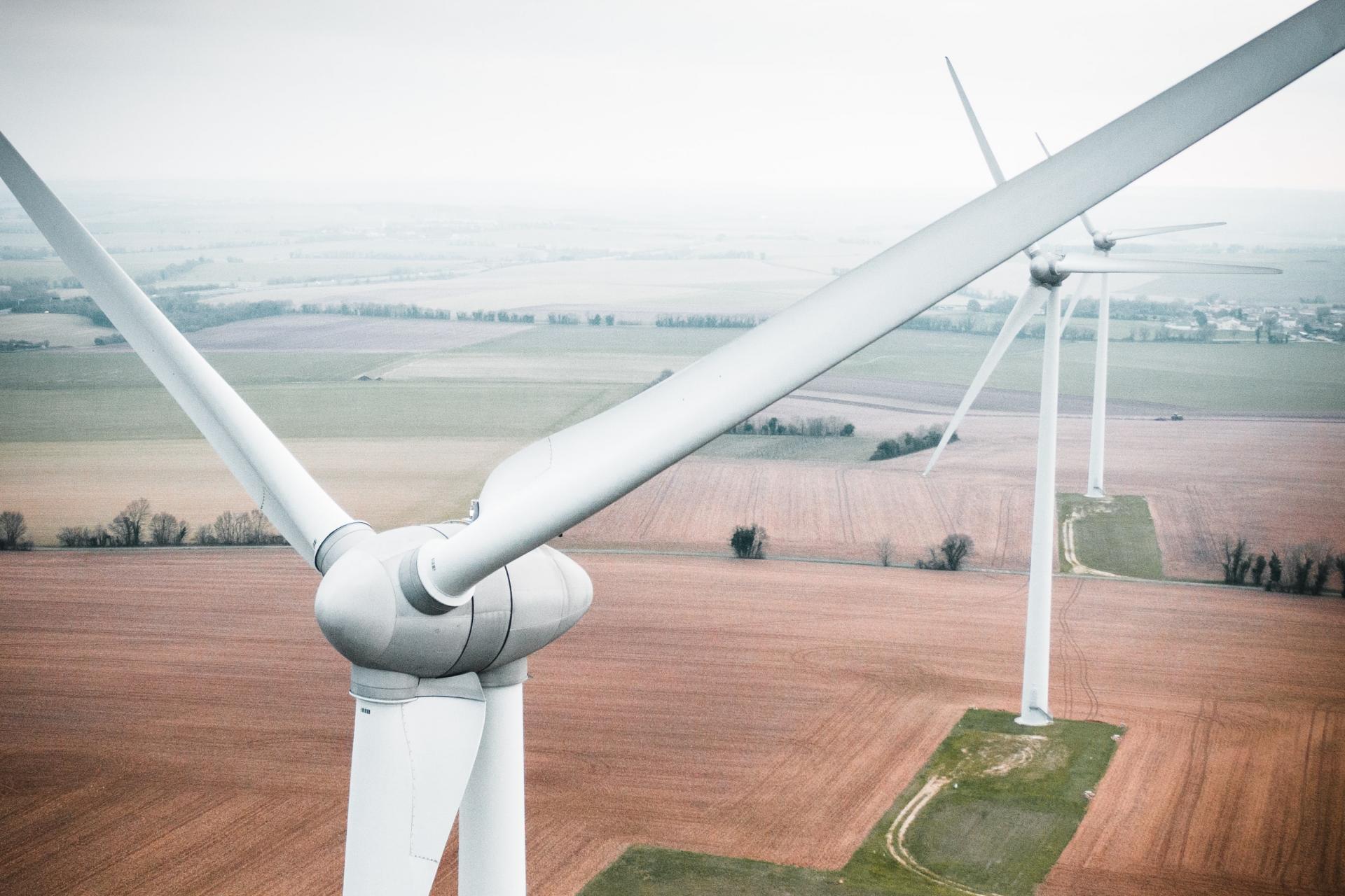 Wind Turbine - Younity Community Power Fund